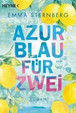 Azurblau für zwei Cover