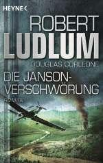 Die Janson-Verschwörung Cover