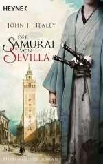Der Samurai von Sevilla Cover