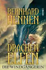 Drachenelfen - Die Windgängerin Cover