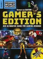 Guinness World Records - Gamer's Edition Cover