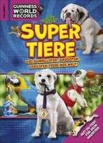 Guinness World Record Super Tiere Vol. 1 Cover