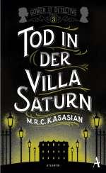 Tod in der Villa Saturn Cover