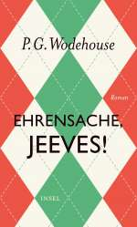 Ehrensache, Jeeves! Cover
