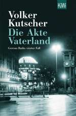 Die Akte Vaterland Cover
