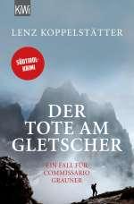 Der Tote am Gletscher Cover
