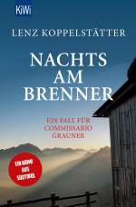 Nachts am Brenner Cover