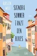 Signora Sommer tanzt den Blues Cover