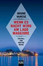 Wenn es Nacht wird am Lago Maggiore Cover