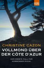 Vollmond über der Côte d'Azur Cover