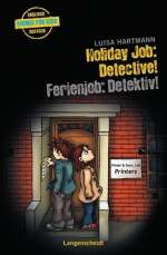 Holiday job: detective! Cover