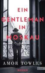 Ein Gentleman in Moskau Cover
