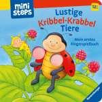 Lustige Kribbel-Krabbel Tiere Cover