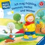 Ich mag Frühling, Sommer, Herbst und Winter Cover