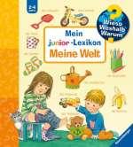 Mein junior-Lexikon Meine Welt Cover