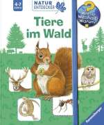 Tiere im Wald Cover