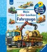Mein junior-Lexikon - Fahrzeuge Cover