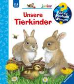 Unsere Tierkinder Cover