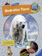 Bedrohte Tiere Cover