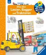 Alles über Laster, Bagger und Traktoren Cover
