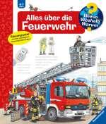 Alles über die Feuerwehr Cover