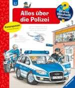 Alles über die Polizei Cover