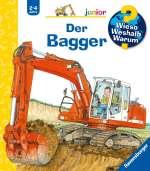 Der Bagger Cover