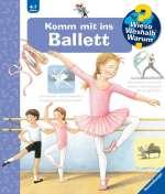 Komm mit ins Ballett Cover