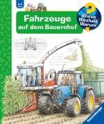 Fahrzeuge auf dem Bauernhof Cover
