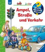 Ampel, Strasse und Verkehr Cover