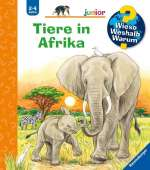 Tiere in Afrika Cover