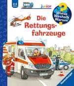 Die Rettungsfahrzeuge Cover