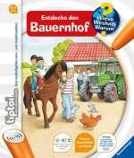 Entdecke den Bauernhof - Tiptoi Cover