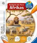 Tiptoi - Entdecke die Tiere Afrikas Cover