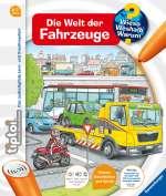 Tiptoi - Die Welt der Fahrzeuge Cover
