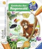 Entdecke den Regenwald Cover
