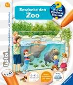 Entdecke den Zoo Cover