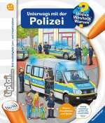 Unterwegs mit der Polizei Cover