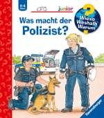 Was macht der Polizist? Cover