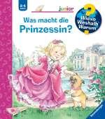 Was macht die Prinzessin? Cover