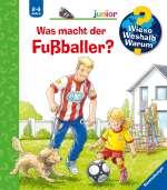 Was macht der Fussballer? Cover