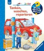 Tanken, waschen, reparieren Cover