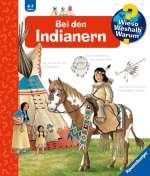Bei den Indianern Cover