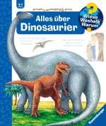 Alles über Dinosaurier Cover
