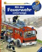 Mit der Feuerwehr unterwegs Cover