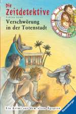 Verschwörung in der Totenstadt Cover