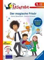 Der magische Frisör Cover