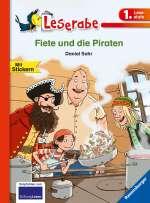 Fiete und die Piraten Cover