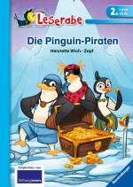 Die Pinguin-Piraten Cover