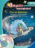 Finn im Weltraum Cover
